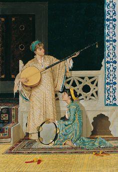 ottoman painting | Ottoman(Turkish) female costumes - Historum - History Forums