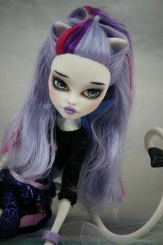 Monster High Catrine Demew by brandiwine