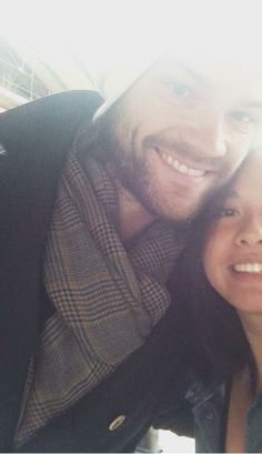 Alison ‏@alisonxxo 24m Met Jared Padalecki today! He was pretty handsome
