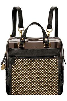 Shop Women's Furla Backpacks on Lyst. Track over 534 Furla Backpacks for stock and sale updates. Beautiful Handbags, Beautiful Bags, New Handbags, Purses And Handbags, Fashion Handbags, Furla Purses, Furla Bag, Fab Bag, Unique Purses