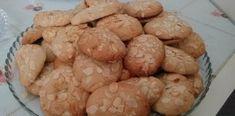 Φανταστικά μπισκοτάκια αμυγδάλου Food Decoration, Cookies, Desserts, Recipes, Greece, Projects, Kitchens, Crack Crackers, Tailgate Desserts