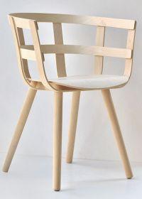 Kori Chair Finnish birch 56 x 52 x 72 cm Prototype Julie Tolvanen