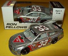 Ron Fellows 2013 Canadian Tire #33 Gen-6 Chevy SS 1/64 Lionel NASCAR Diecast