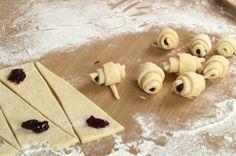 Ricetta cornetto integrale al miele