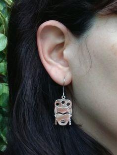 944bd99f9f98 aros dije medalla cadena frida Kahlo plata 925 joyeria personalizada diseño  exclusivo