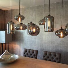 Lamp Above Table Wonderful Eve Bulbs In Living Room Above Dining Table Lamps In Metal . Dining Table Lighting, Light Table, Table Lamps, Interior Lighting, Hanging Lights, Interior Design Living Room, Chandeliers, Interior Inspiration, Light Fixtures