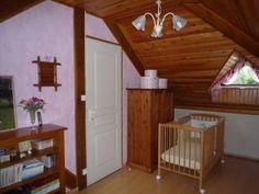 Un espace conçu pour mes petits-enfants -  - Vous avez aménagé vos combles