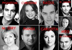 Phantom of the Opera Cast | Phantom of the Opera 25th Anniversary Concert