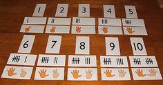 Imprimibles gratuitos con ejercicios para practicar el conteo, numeros...