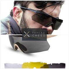 Eagle-Eye Bullet Protection Tactical Sunglasses Kids Sunglasses, Polarized Sunglasses, Vision Glasses, Steampunk Sunglasses, Eagle Eye, Color Lenses, Mens Glasses, Sunglass Frames, Tactical Gear