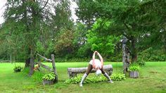 Wide-legged forward bend pose variation (with mudra) Eagle Pose, Forward Fold, Cross Country, Horses, Yoga, Cross Country Running, Trail Running, Horse