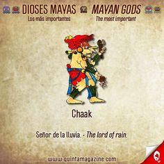 CHaak: Dioses mayas ... Los más importantes 🔸 Mayan gods ... The most important ☀🌨🔥🌿🇲🇽 #infografía #infographic #dioses #gods #diosesmayas #mayangods #maya #mayan #culturamaya #mayanculture #religion  #nombres #names #maya #language #caribe #caribbean #cultura #culture #informacion #information #interesante #interesting #chaak #lluvia #rain #rivieramaya #mexico