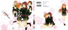 Sakura Trick [桜Trick] (Haruka Takayama, Yuu Sonoda, Kotone Noda, Shizuku Minami, Kaede Ikeno, Yuzu Iizuka, Mitsuki Sonoda)