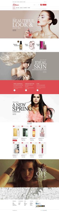 Free OpenCart Cosmetics Store Template http://www.templatemonster.com/free-opencart-cosmetics-store-theme.html?utm_source=PinterestM&utm_medium=Timeline&utm_campaign=fropcart #template