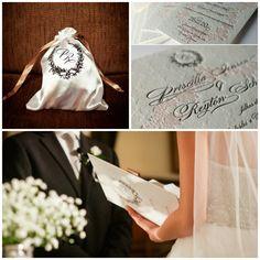 Monograma do Casamento da Priscila Iensen
