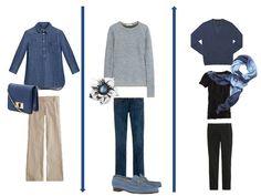 Monaco Blue & The Core Capsule Wardrobe   The Vivienne Files