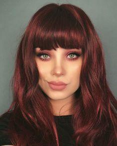Hair Color Auburn, Auburn Hair, Red Hair Color, Pelo Color Vino, Red Hair Inspo, Dye My Hair, Dyed Red Hair, Sephora, Gold Hair