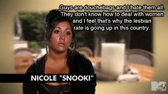 The 30 best quotes from season 2 of Jersey Shore.. Makes you wonder how it was on the air for 6 years....