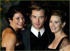 Cameron Diaz, Jude Law, & Kate Winslet - The Holiday