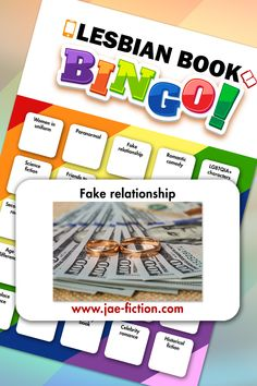 Here's a list of 15 lesbian books featuring a fake relationship romance. This is the seventh post in the Lesbian Book Bingo reading challenge.