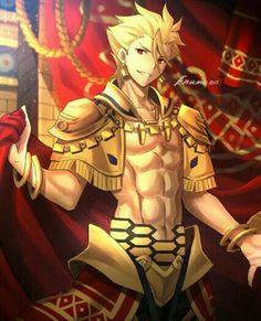 Gilgamesh   IronRose Godal insp.