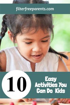 These are fun activities for kids. Learn about how to bond with your kids easily.