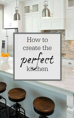 How to create the perfect kitchen , I spend so much time in the kitchen and it is such an important family room for us we really wanted it to be the perfect room. Planning is key come and have a read about how to design a kitchen you love Kitchen Tops, Open Plan Kitchen, Kitchen And Bath, New Kitchen, Kitchen Decor, Kitchen Ideas, Cozy Kitchen, Kitchen Cupboard, Kitchen Stuff