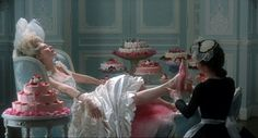 Nèurastenie n° 17: #Iwantcandy  Fotogramma fi Marie Antoinette - regia di Sofia Coppola