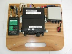 """Case for the FT-817 and accessories><br>Integrated Amateur Radio System"