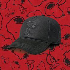 35ca993219b Vans x Peanuts Tonal Embroidery Dugout Baseball Hat Hat Shop
