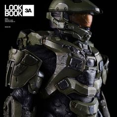 masters of detailed (and precariously fragile) action figures, are putting out a Master Chief. Halo Master Chief, Video Game Characters, Cute Characters, Halo Armor, New Halo, Halo Game, Toys Photography, Best Games, Action Figures