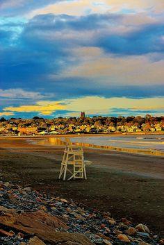 Newport, Rhode Island...Eastons Beach     do you love a stunning beach