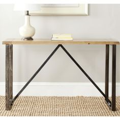 Chase Console Table - Natural