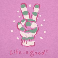 ☮ It's All Good! - Life is . . Peace