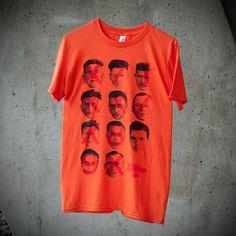 T-shirt Homme Joueurs de quilles Moustache par MoustacheMoutarde