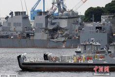 事故频出美海军第7舰队欲固定瞭望船员工作时段 - 中国新闻网