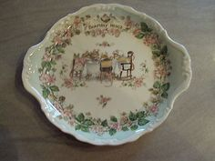 Royal Doulton Brambly Hedge Collection | Royal Doulton Brambly Hedge Tea Service Bread And Butter Plate Gift ...