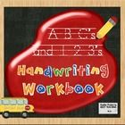 FABULOUS Handwriting workbook: http://www.teacherspayteachers.com/Product/ABCS-123S-Handwriting-Workbook-hooked-to-Common-Core-Standards