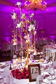 reception decor - California Weddings: http://www.pinterest.com/fresnoweddings/