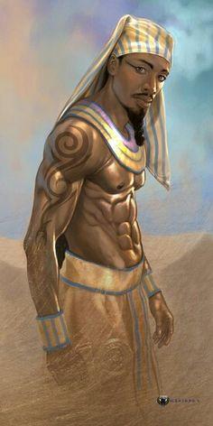 Egyptian Temptation