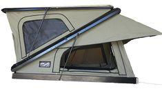 Truck Camper, Truck Bed, Top Tents, Diy Roof Top Tent, Aluminium Ladder, Roof Rails, Spring Steel, Black Series, Campervan