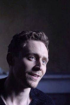 I pinned this because... Tom Hiddleston