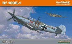 Eduard Bf 109E-1 (ölçek 1:48)