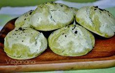 Pãozinho de Ervilha sem Glúten - Veganana