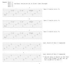 bastille oblivion sheet music
