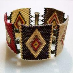 """""""Desert Tapestry"""" Bracelet"""