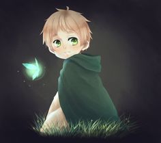APH: Child England by misakitoeevee on deviantART