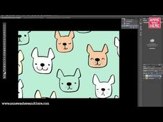 This tutorial shows how you can use smart objects in Photoshop to create product mocks with your art. The smart object method makes it easy to re-use the sam...