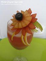 Fruit Carving Arrangements and Food Garnishes: June 2012