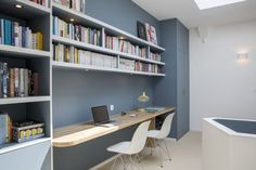 160 m² - Paris 10e aménagé et décoré par la décoratrice d'intérieur Vanessa Faivre